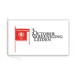 3 OCTOBER VEREENIGING VLAG