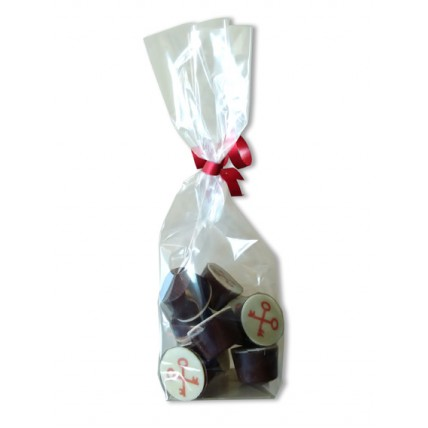 CHOCOLEIDEN CHOCOLADE BONBONS 9X