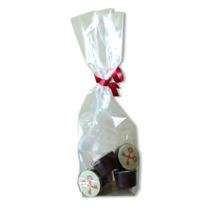 CHOCOLEIDEN CHOCOLADE BONBONS 5 X