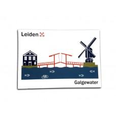 LEIDEN ANSICHT GALGEWATER
