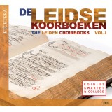 CD LEIDSE KOORBOEKEN VOL.1