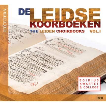 CD LEIDSE KOORBOEKEN VOL.1