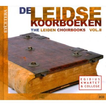 CD LEIDSE KOORBOEKEN VOL.2