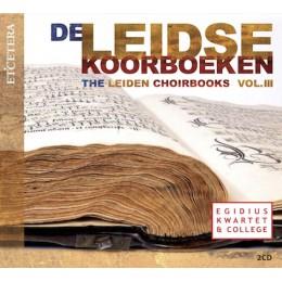 CD LEIDSE KOORBOEKEN VOL.3