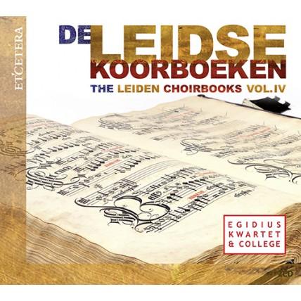 CD LEIDSE KOORBOEKEN VOL.4