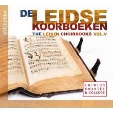 CD LEIDSE KOORBOEKEN VOL.5