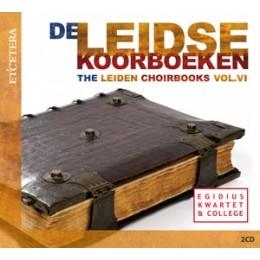 CD LEIDSE KOORBOEKEN VOL.6