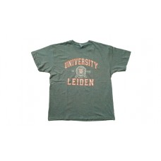 LEIDEN UNIVERSITY T-SHIRT GRIJS L