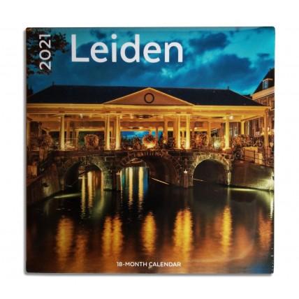 LEIDEN FOTOKALENDER 2021