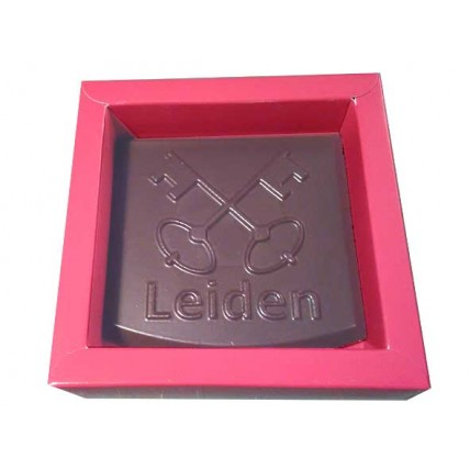 CHOCOLADE TABLET SLEUTELS PUUR