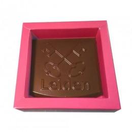 CHOCOLADE TABLET SLEUTELS MELK