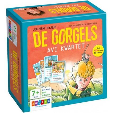 DE GORGELS AVI KWARTET